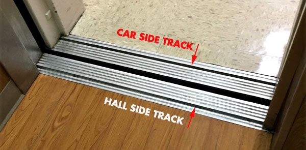 Car Side Track, Hall Side Track