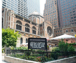 Saint Bartholomew's Church New York City